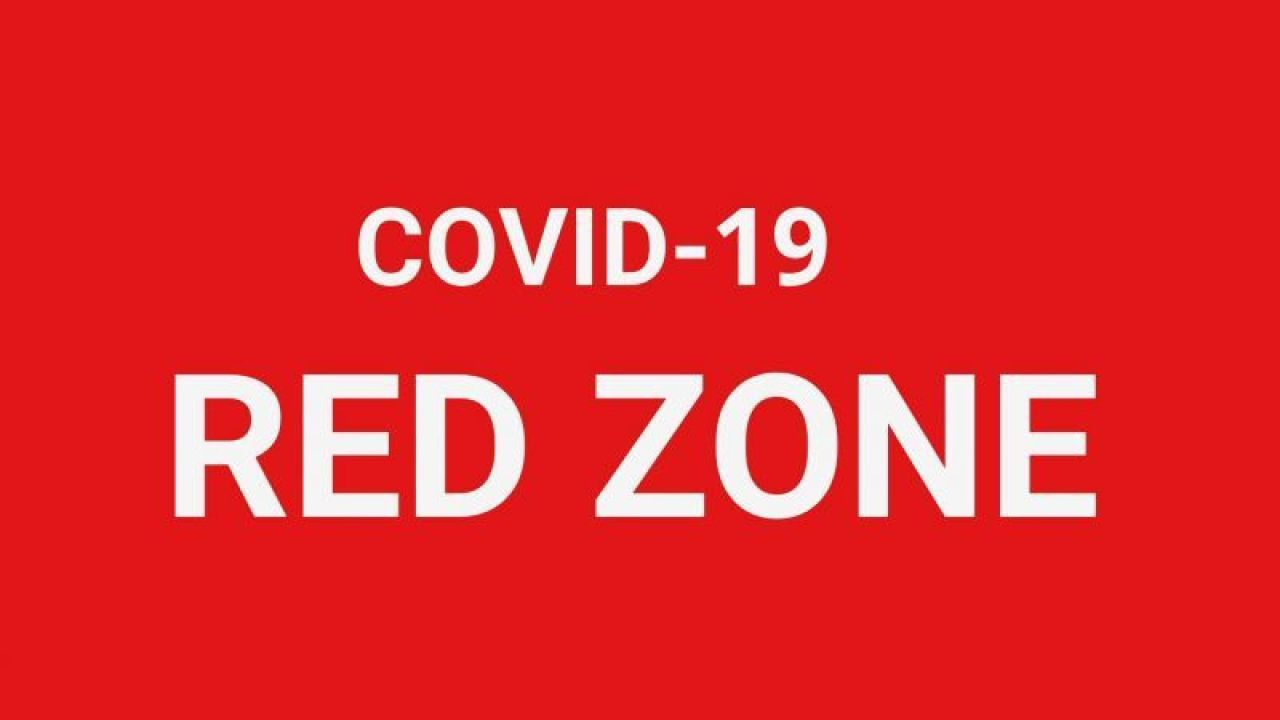 red-zone-covid 19